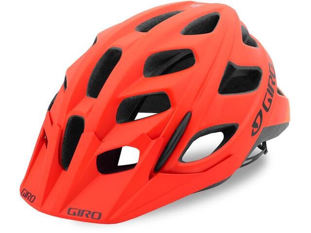 Giro Hex Helmet Matte Vermillion/Flame